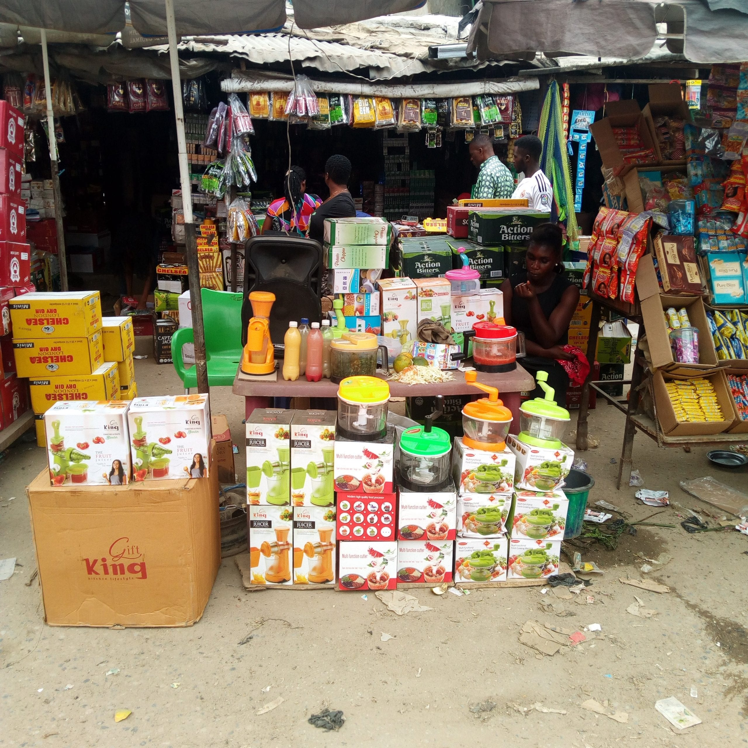 Cemetery Market aba