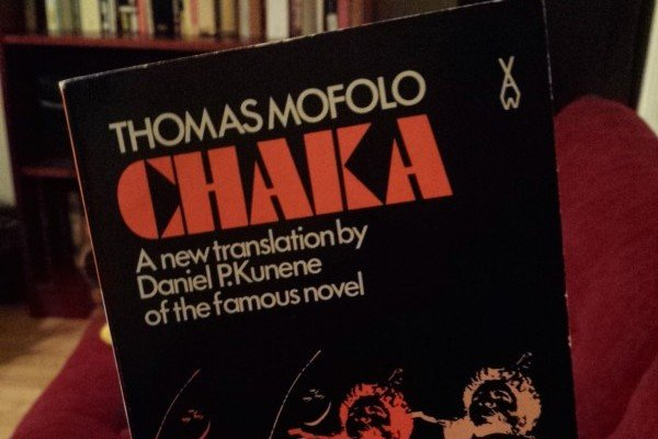 chaka by thomas mofolo