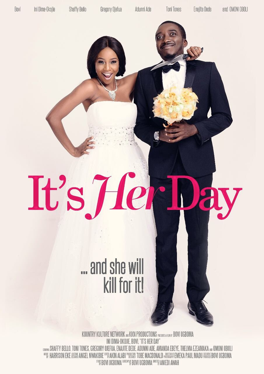 Nigerian Film - Its Her Day
