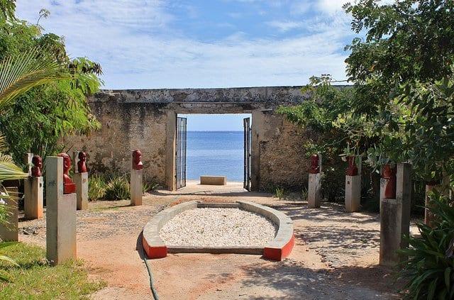 Jardim de Memória, mozambique