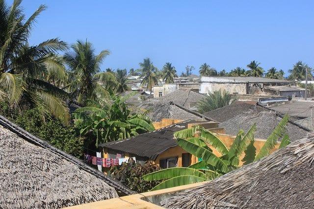 Macuti Town, mozambique