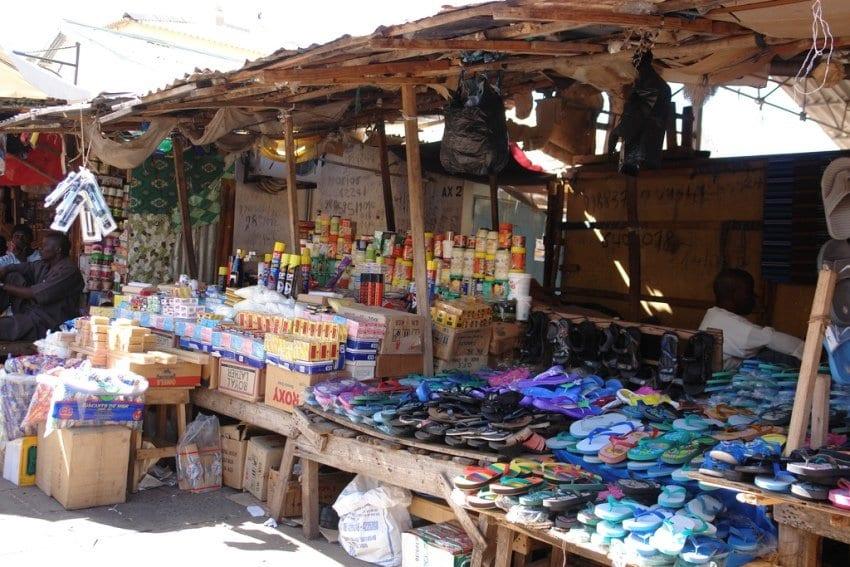 banjul market