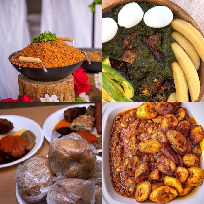 List of top traditional foods in Ghana