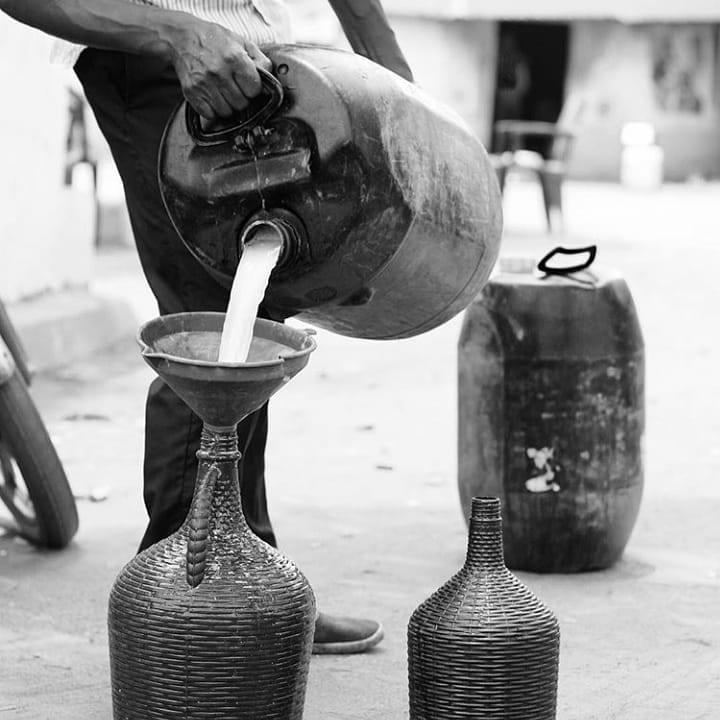 nigerian palm wine