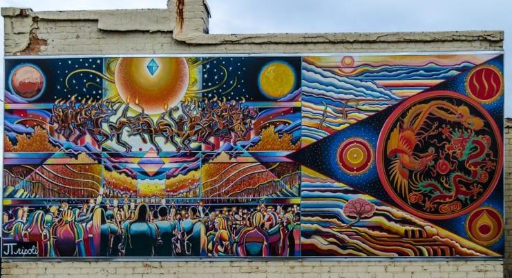 street murals tripoli