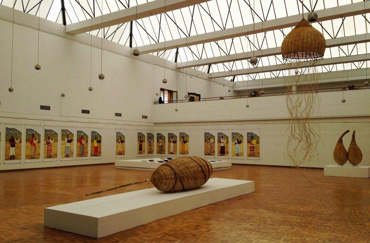 art galleries in zimbabwe