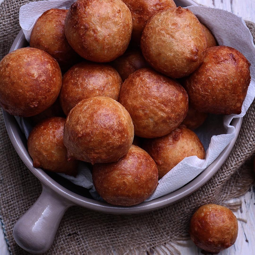 how to make puff Puff recipe