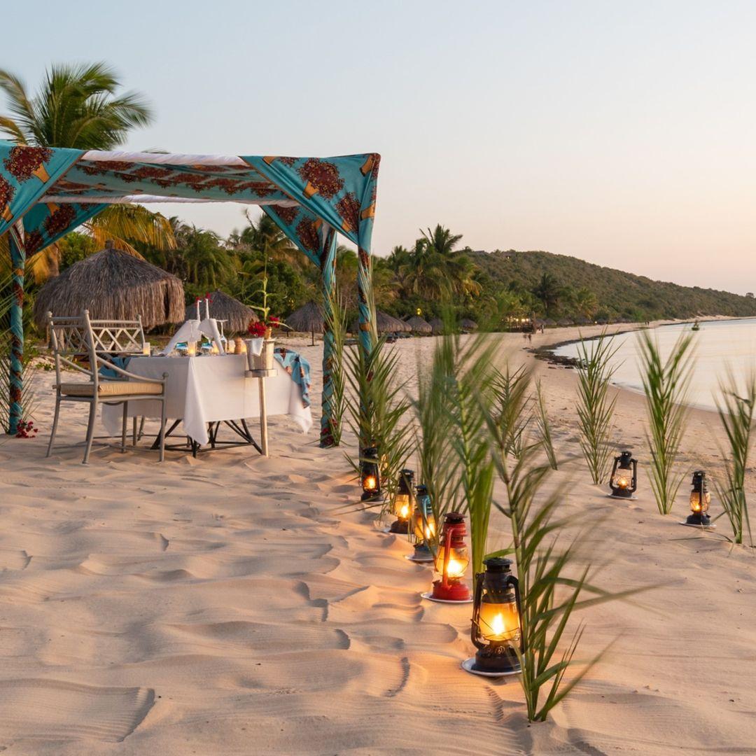 Bazaruto in best honeymoon destinations in africa