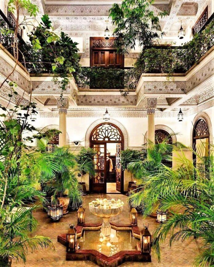 marrakech is top honeymoon destination africa