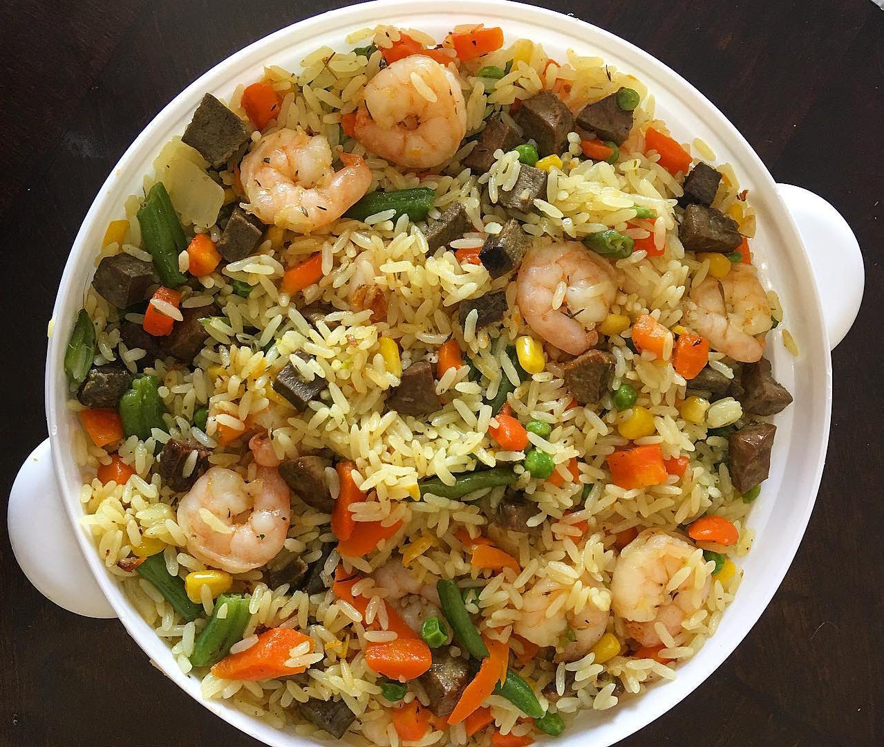 how to cook shrimp fried rice