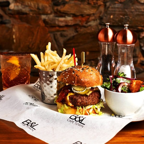 best Burger joints in Cape Town