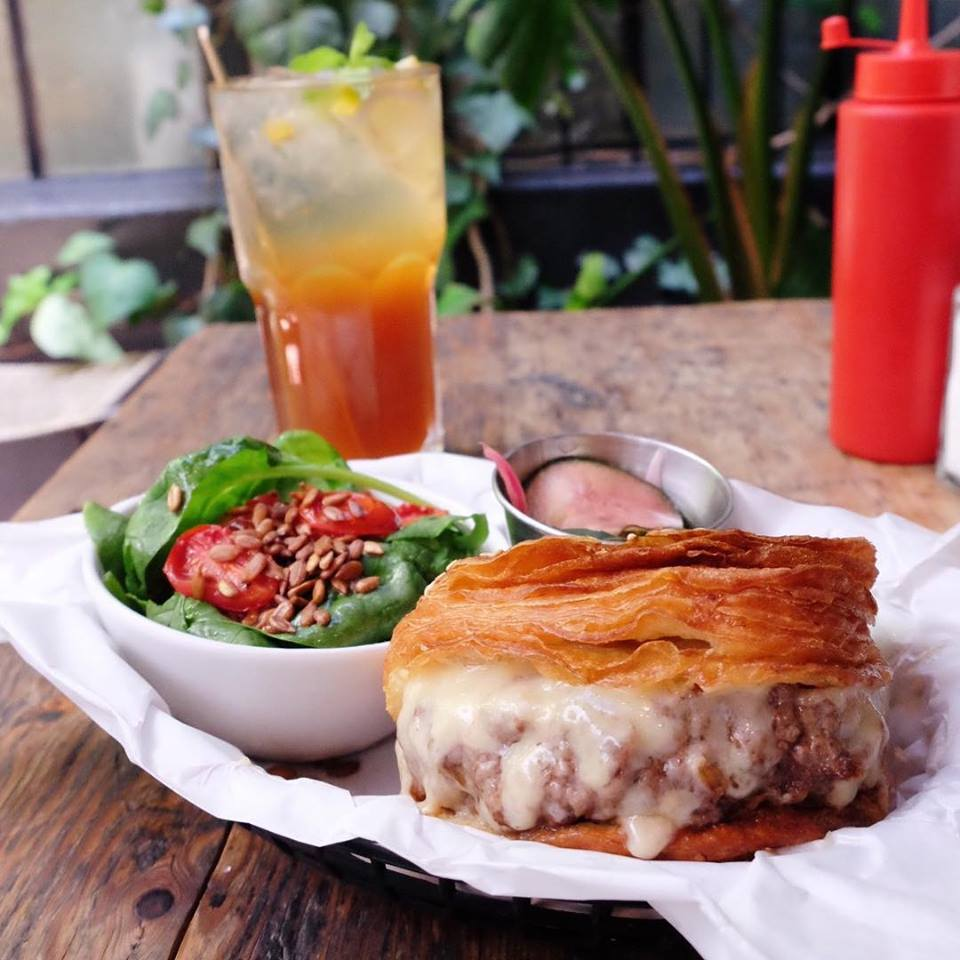 Clarke's Bar & Dining Room Best Burger in Cape Town