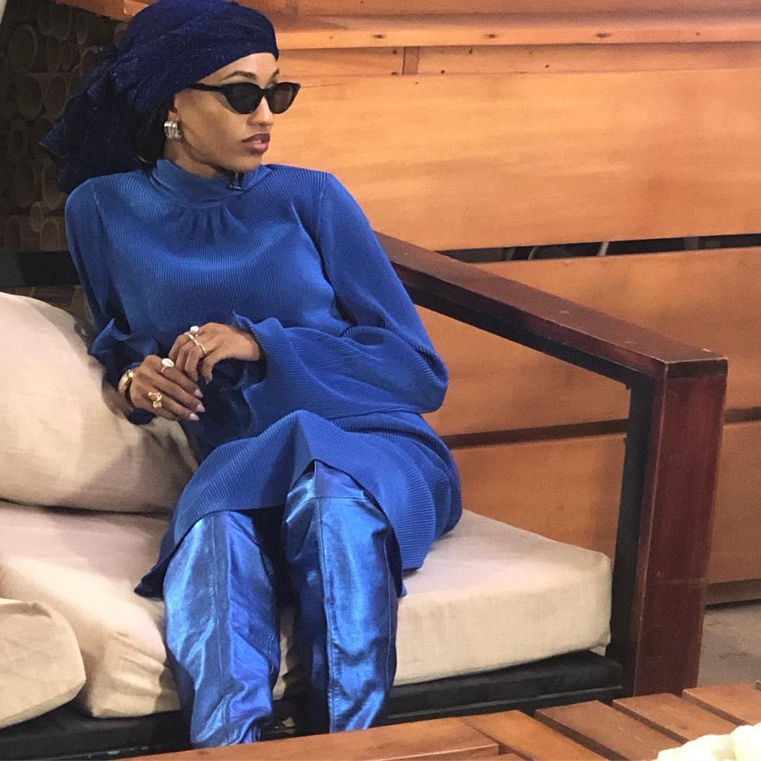 Muslim Women Nigerian showbiz