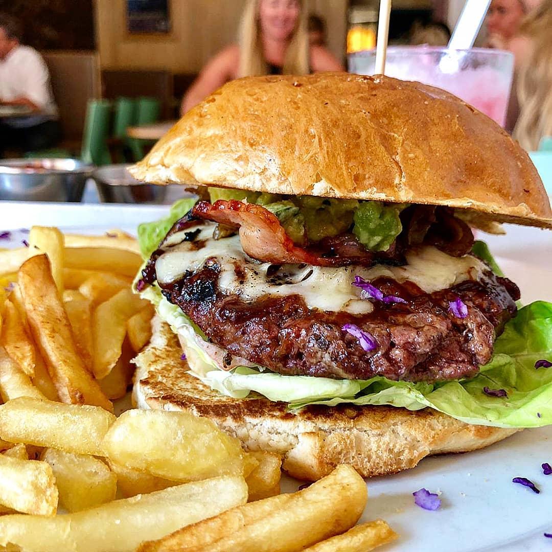 best burger places Cape Town