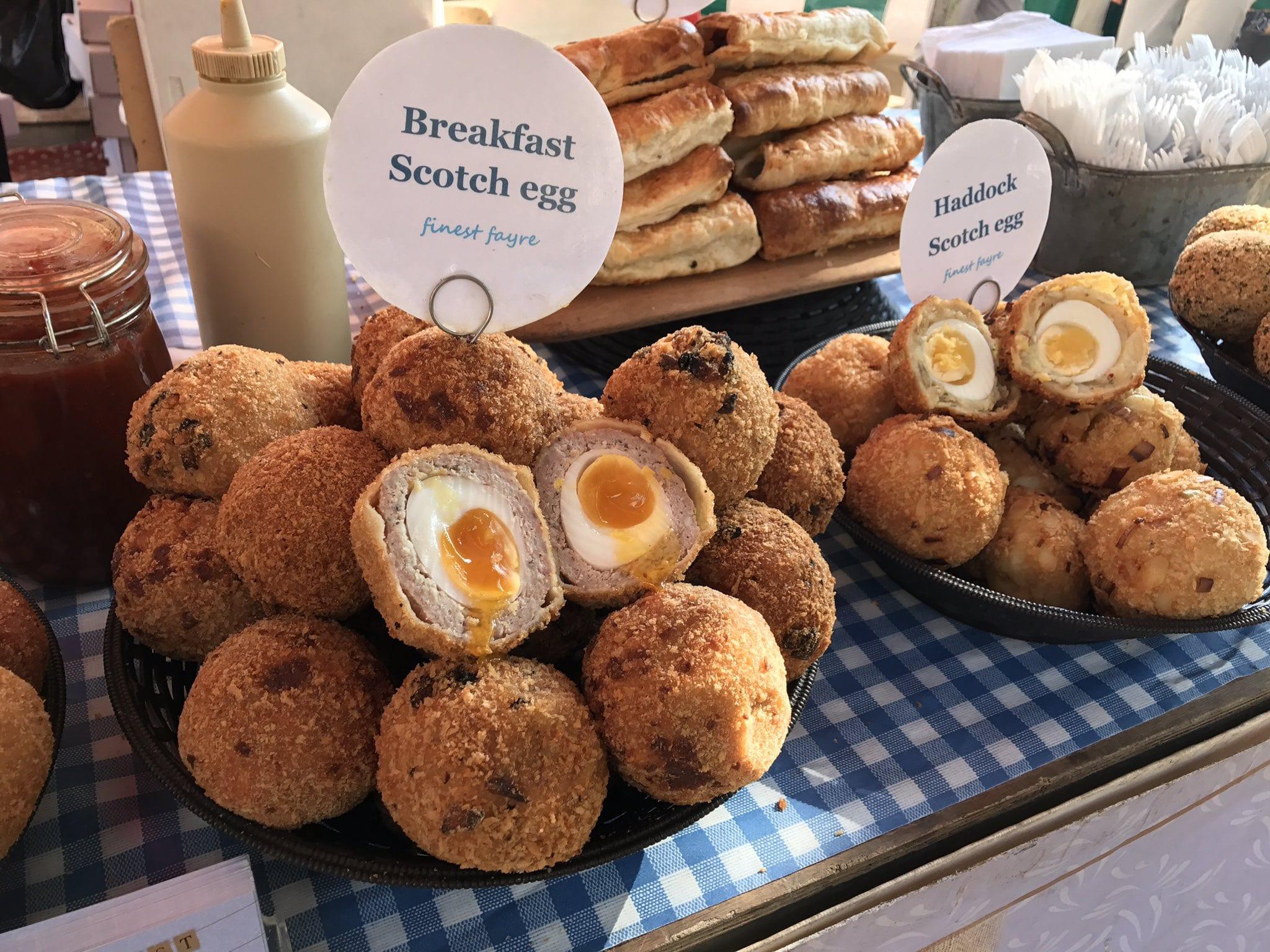 traditional scotch egg recipe