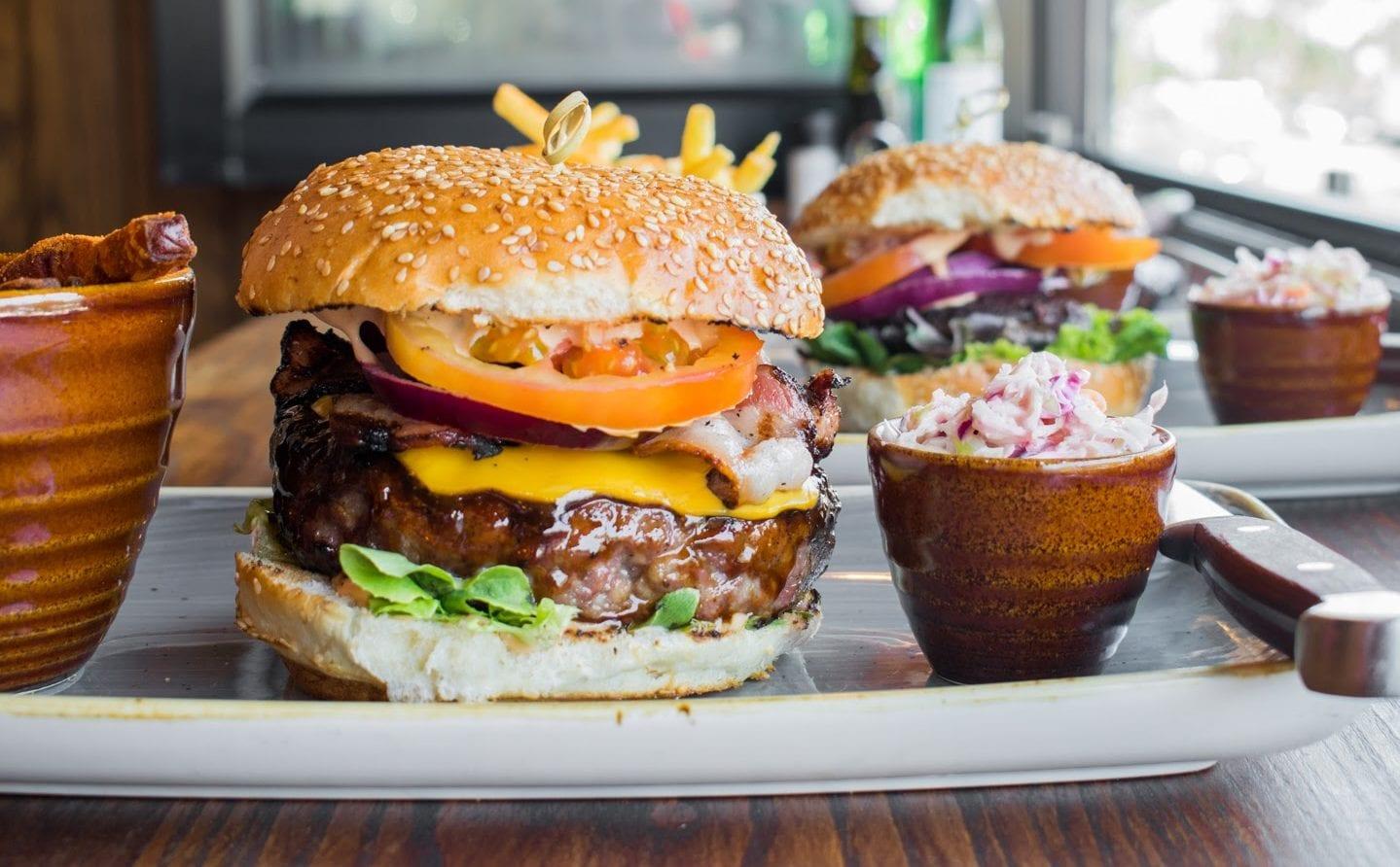 burgers Cape Town