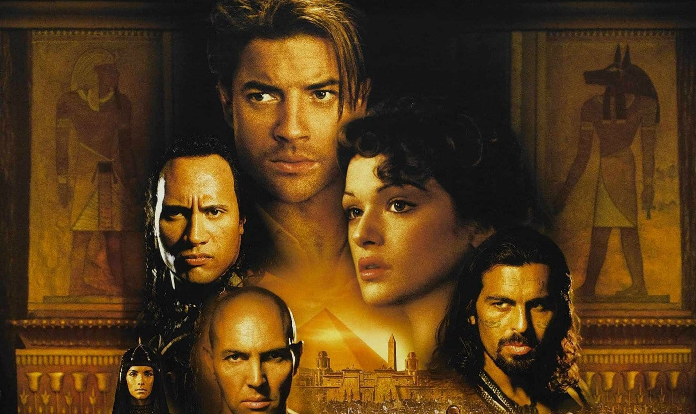The Mummy Movies Morocco Hollywood
