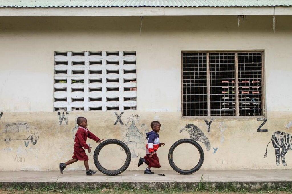 Biko Wesa, Kenyan Artist and Documentary Photographer