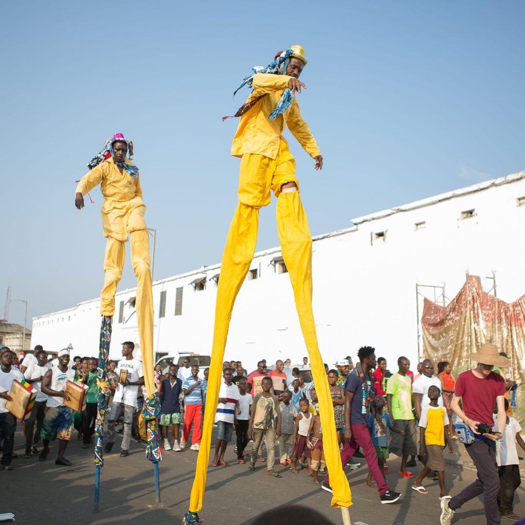 Chale Wote Street Arts Festival