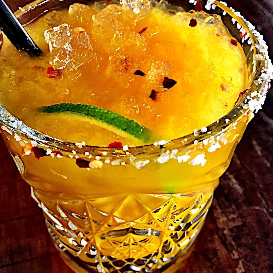 how to make mango margarita slush