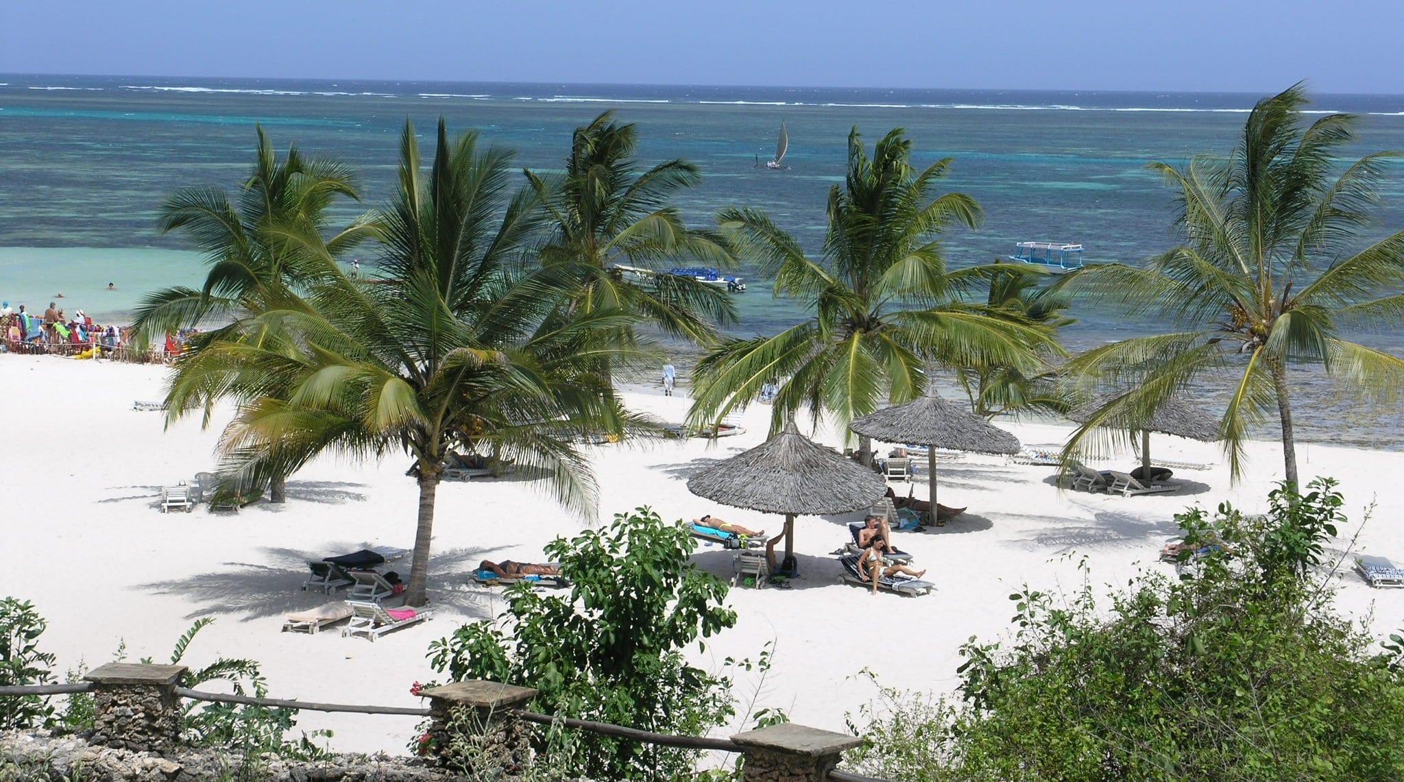 shanzu best beaches in kenya