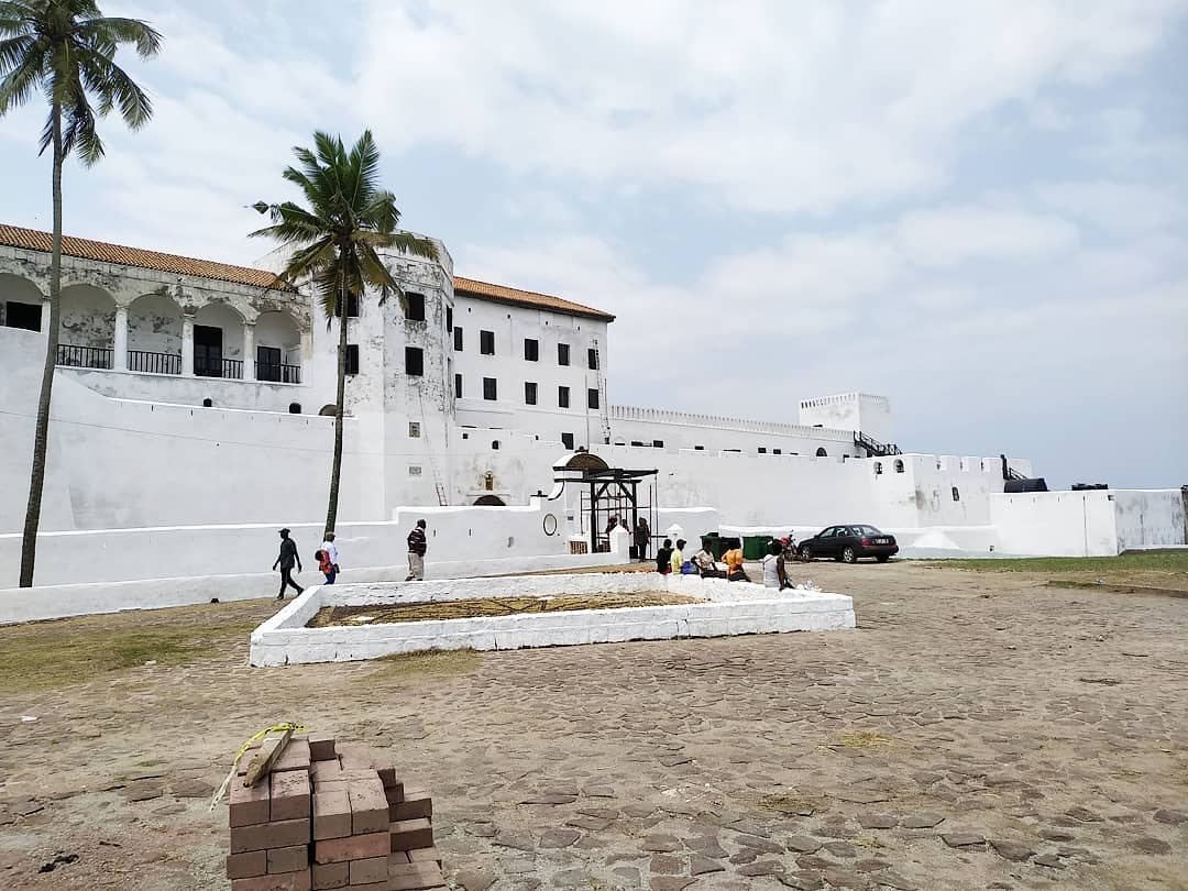 Elmina Castle history in ghana