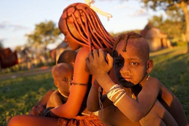 The Himba Tribe