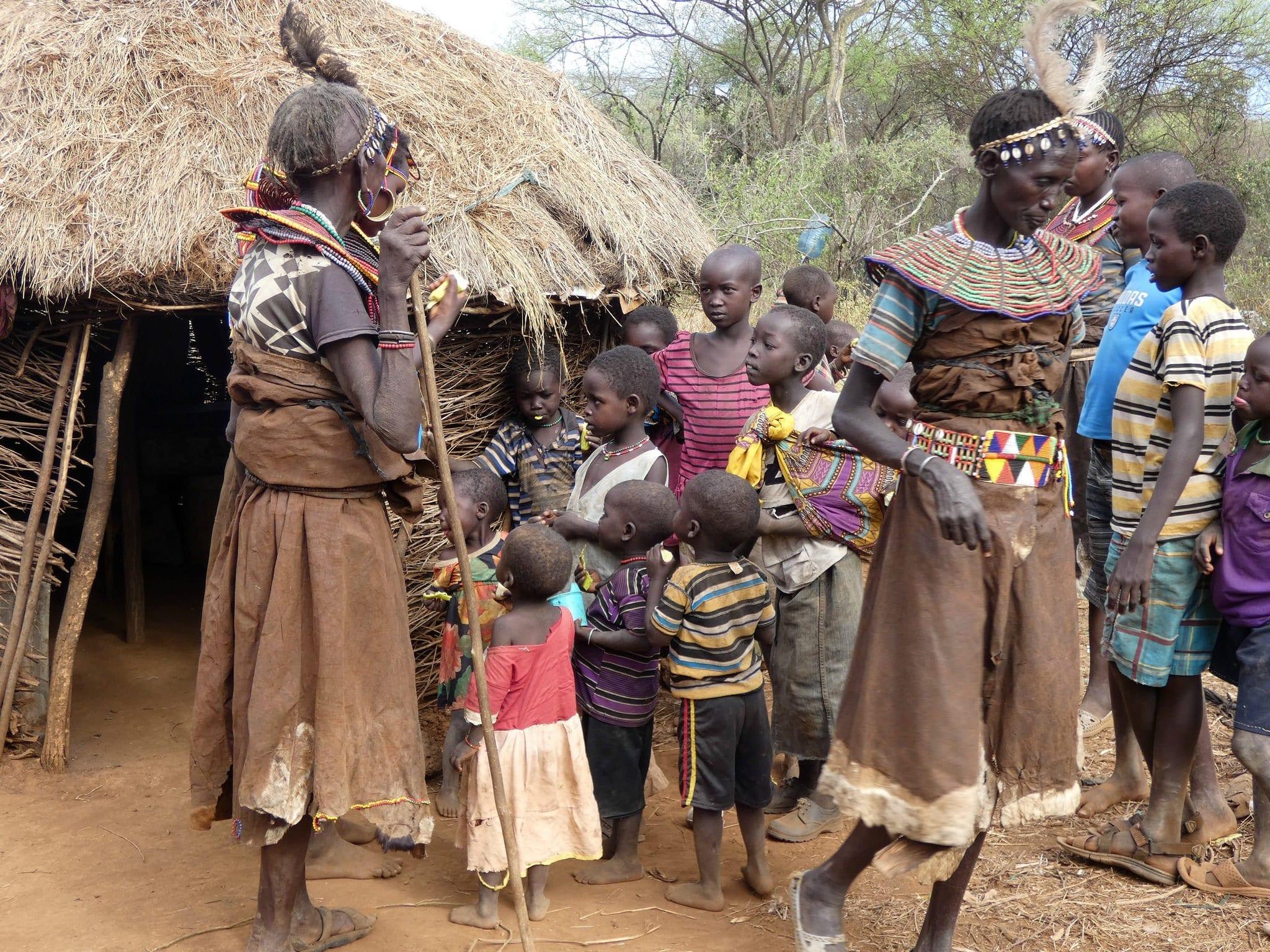 Kalenjin Tribe