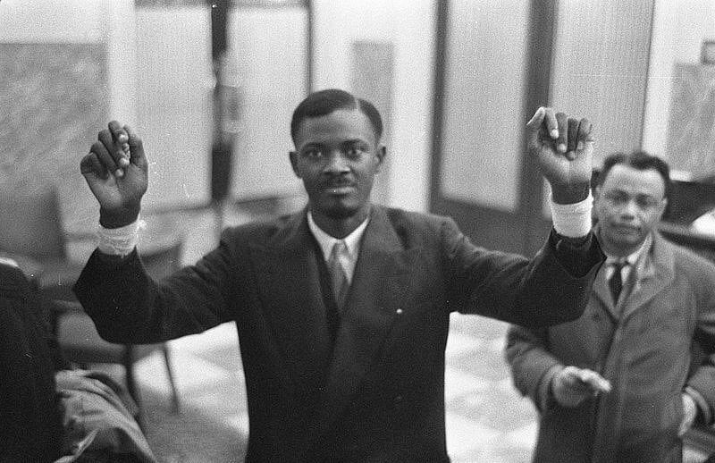 historic African Leaders: Patrice Lumumba