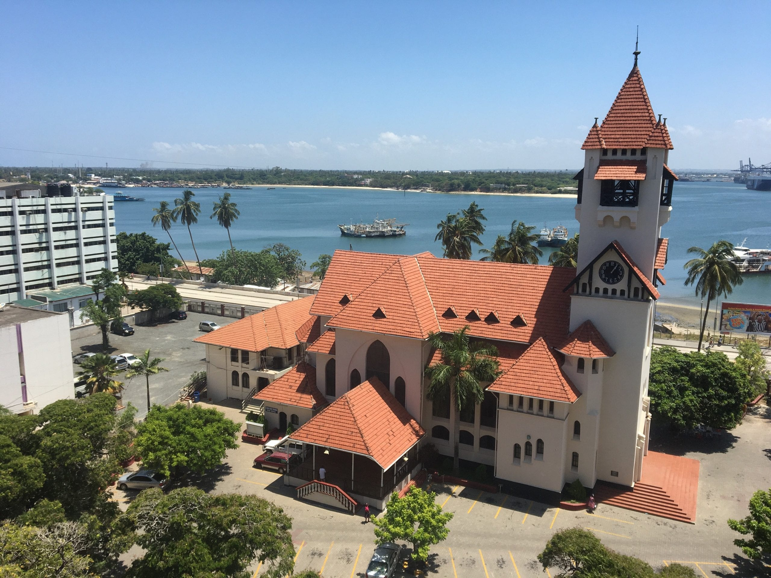 places to visit in dar es salaam