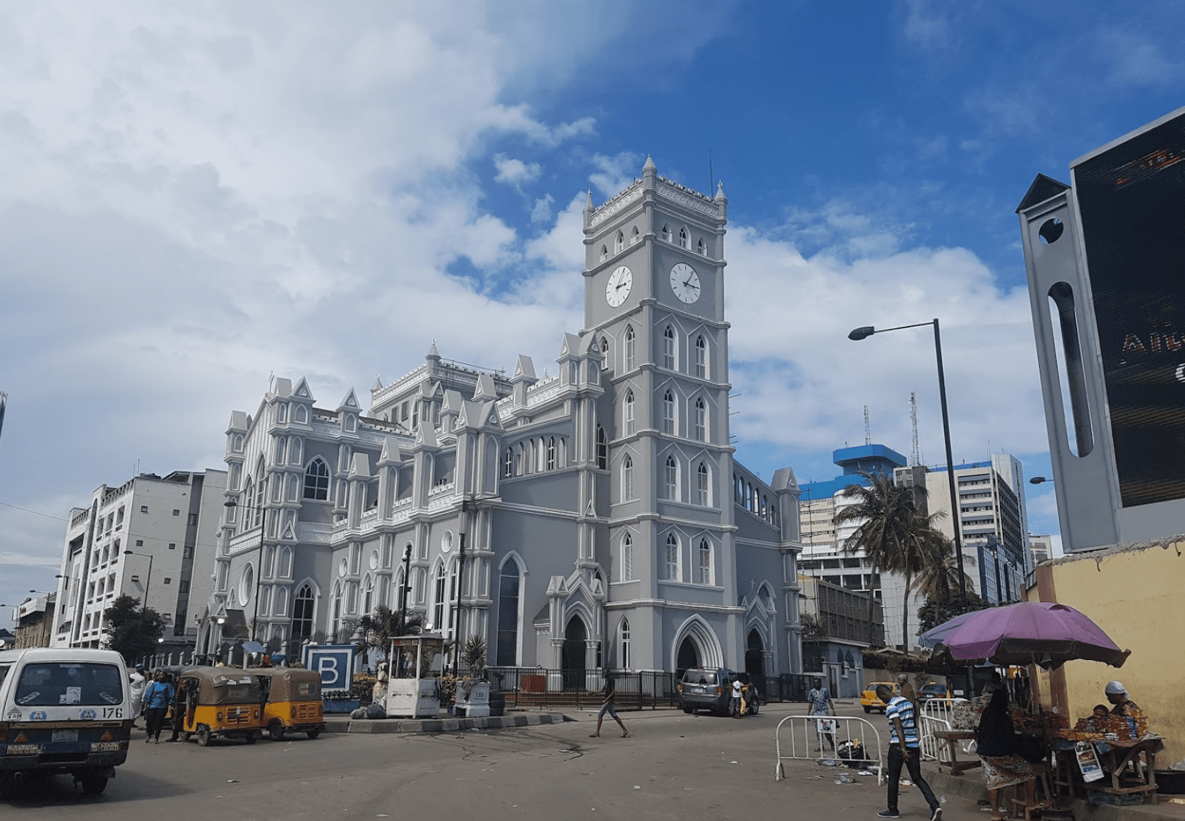 Cathedral Church of Christ Lagos