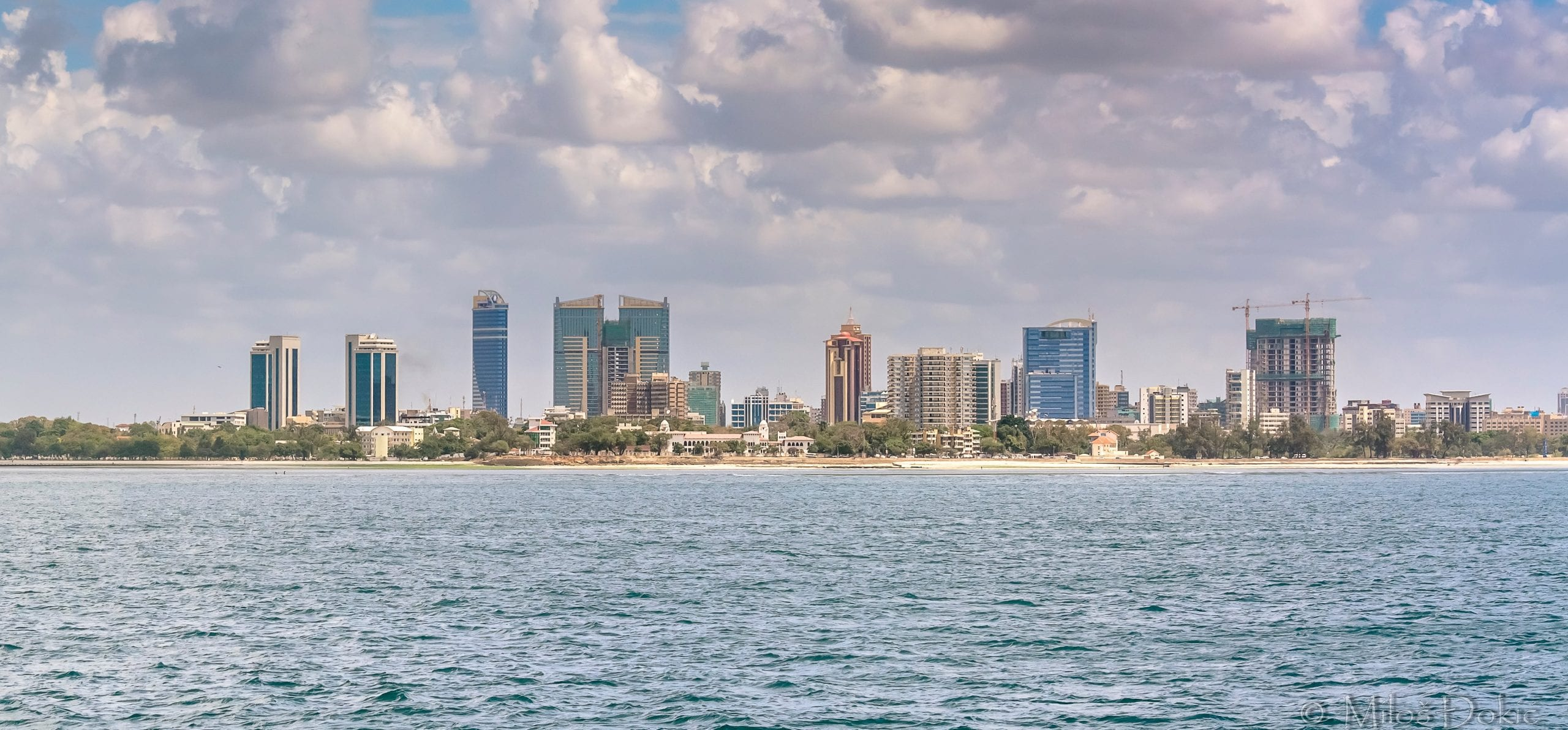 Dar Es Salaam Most Beautiful cities in Tanzania