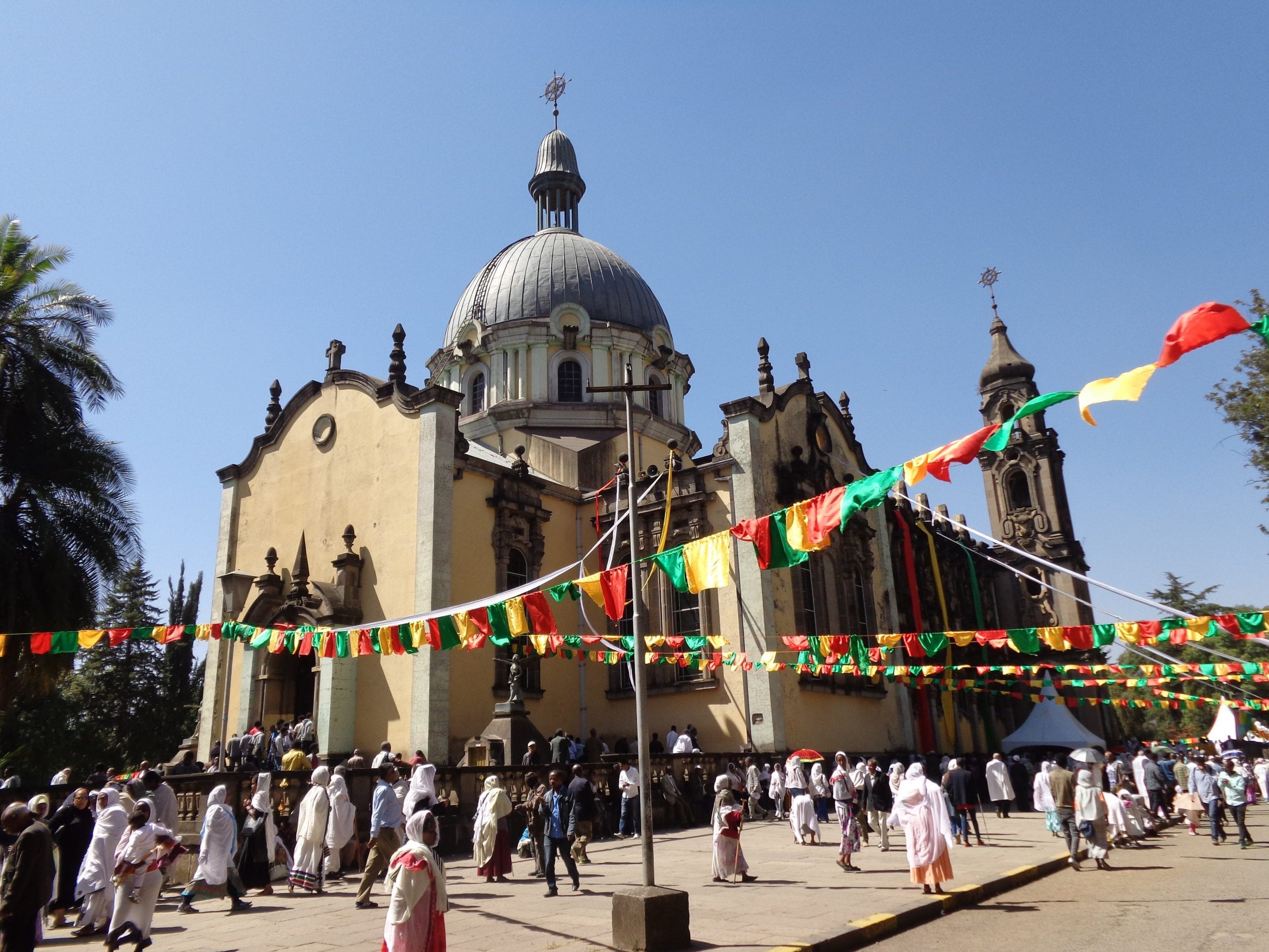 Holy Trinity Cathedral things to do in addis ababa