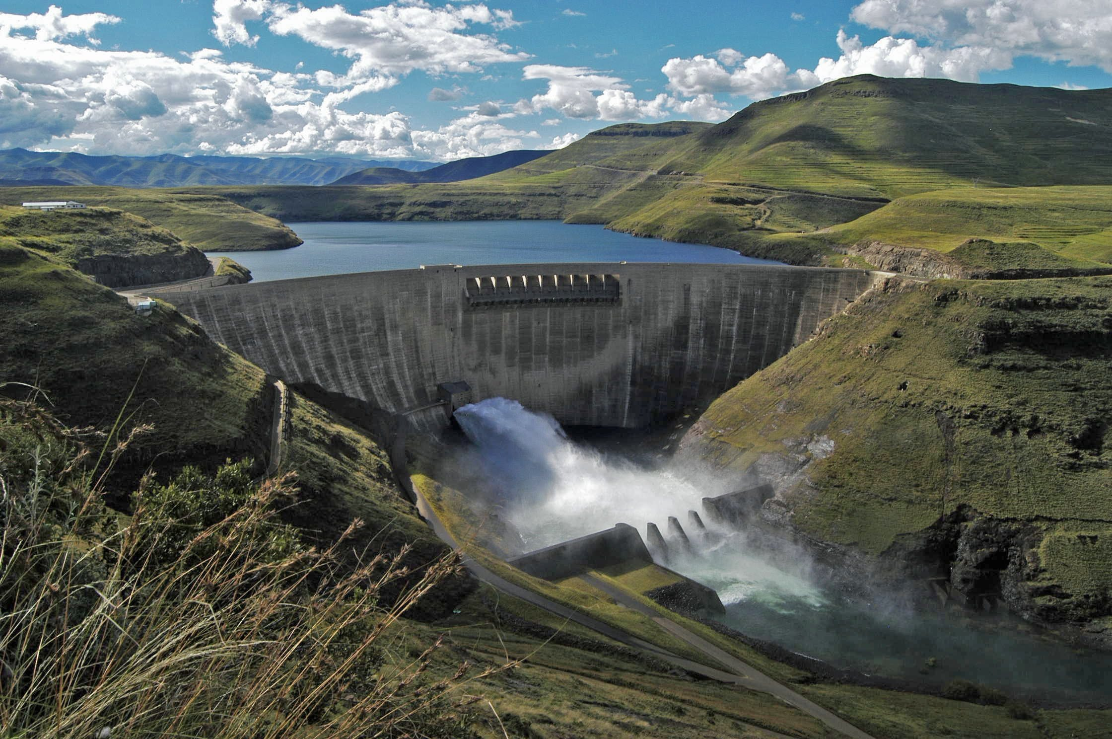 amazing places in Lesotho