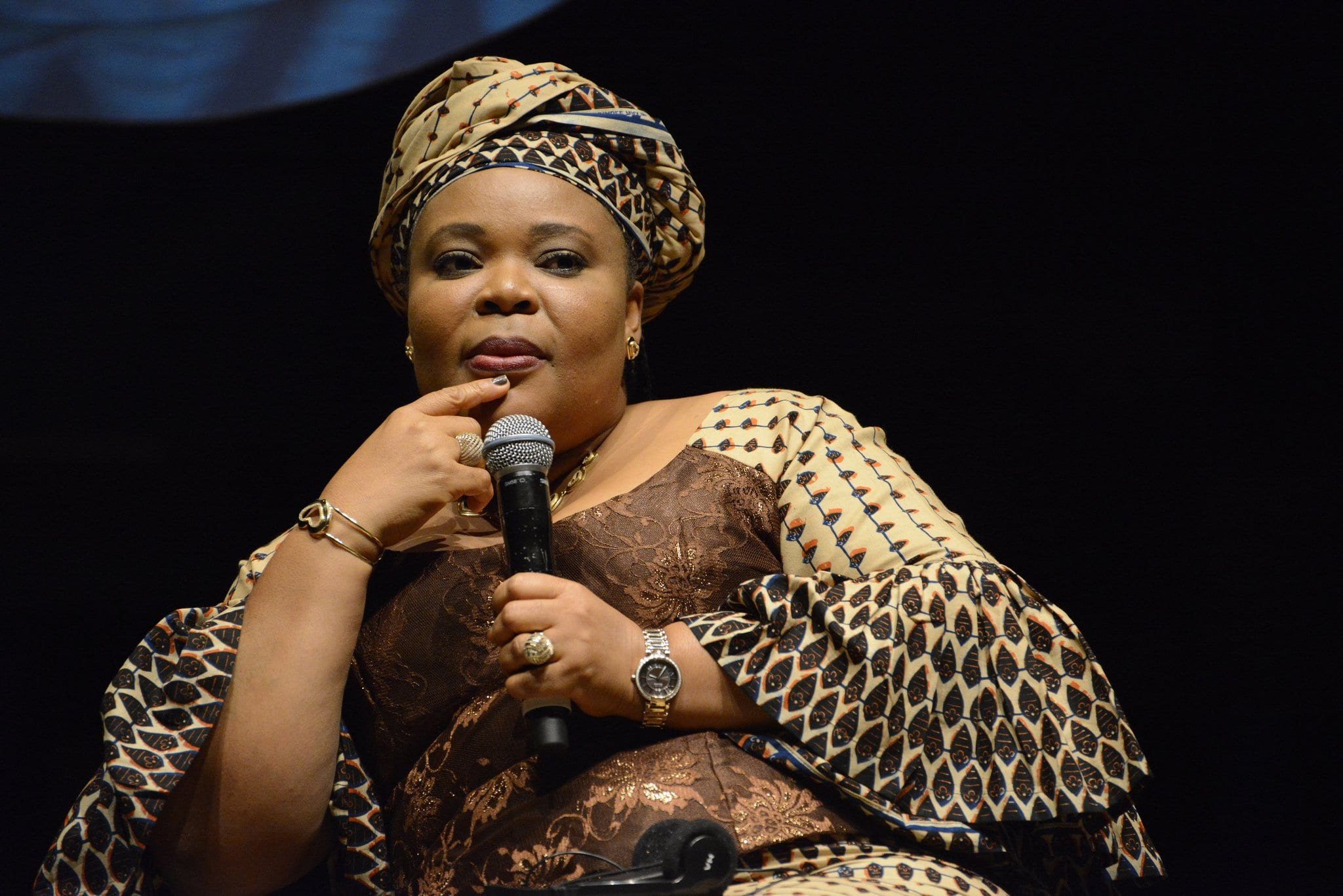 Leymah Gbowee – Activist