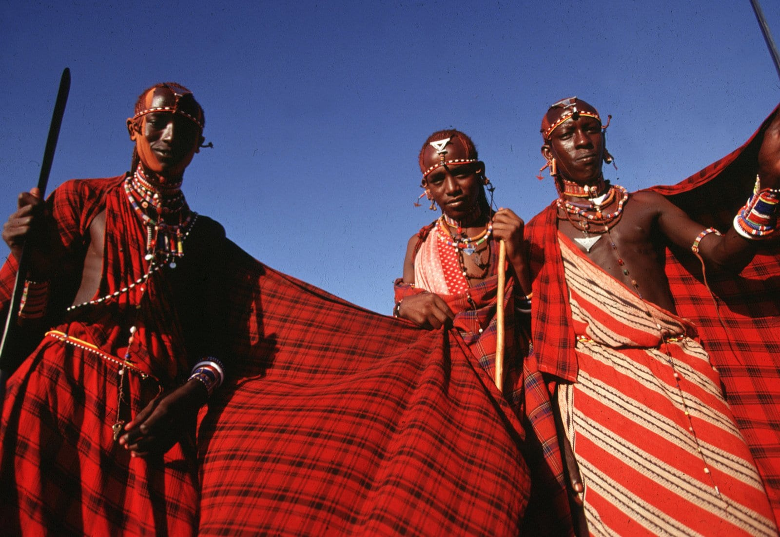 Maasai tribe of africa