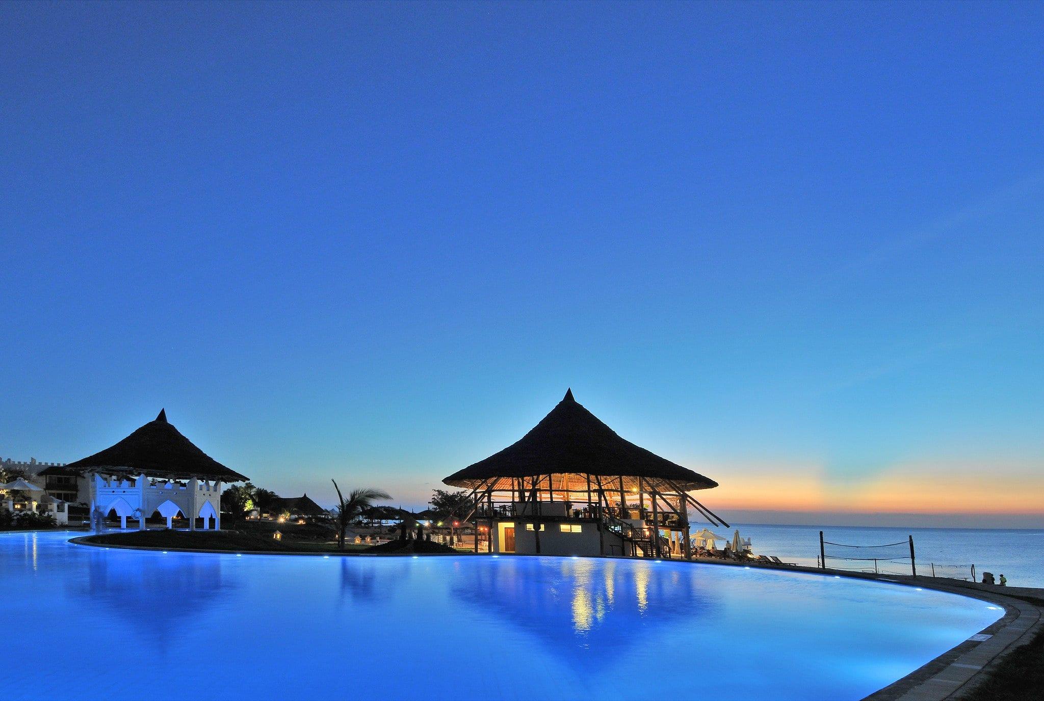 Zanzibar Beach Resort, Tanzania
