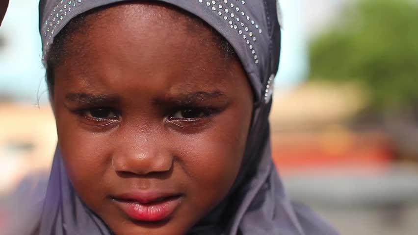 muslim girl child