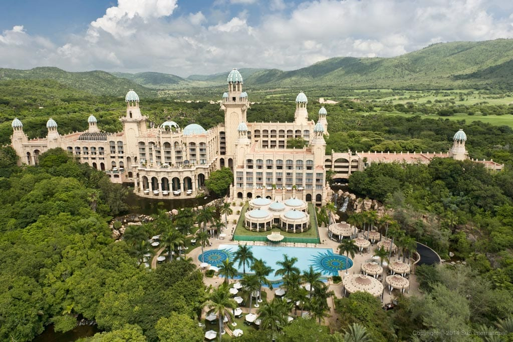 A Guide to Sun City Resort, The Palace of the Lost City