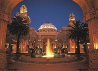 A Guide to Sun City, The Palace of the Lost City