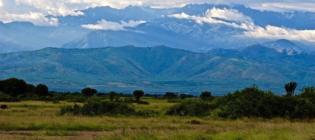 Rwenzoris mountain range