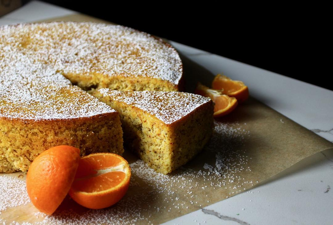 Almond and Clementine Cake recipe