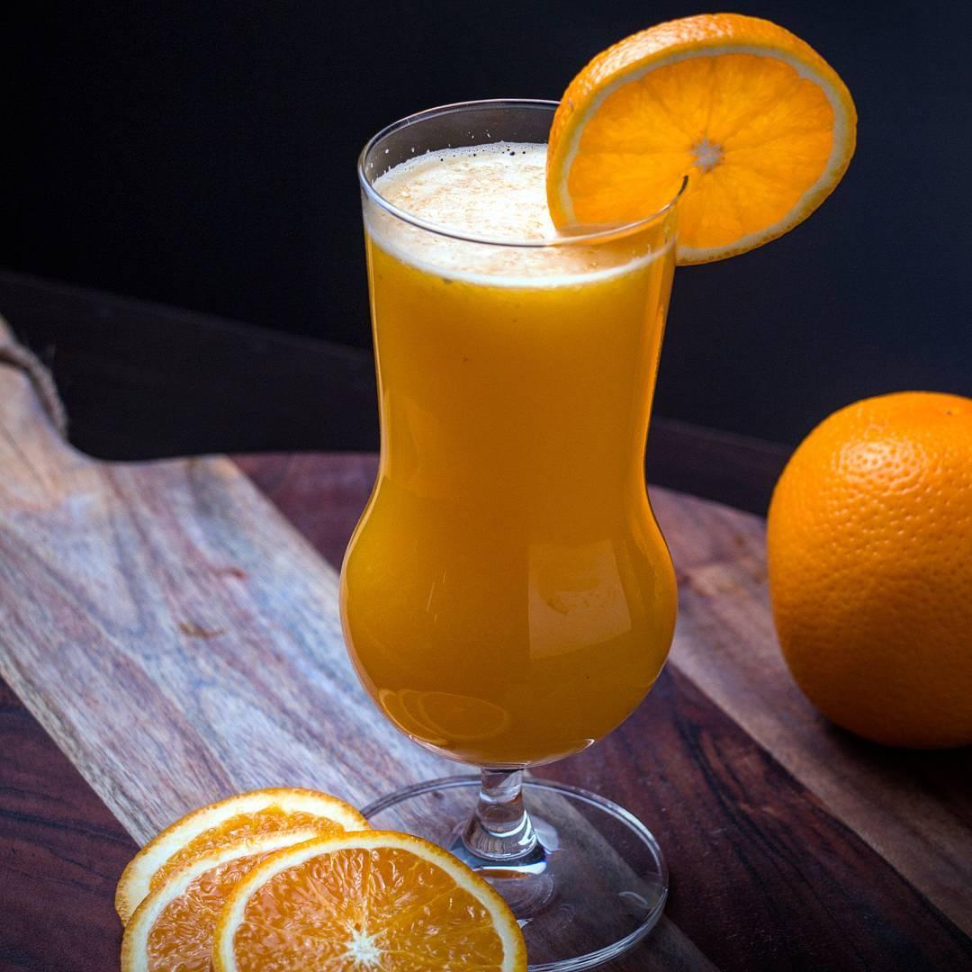 Fresh Orange Juice recipe