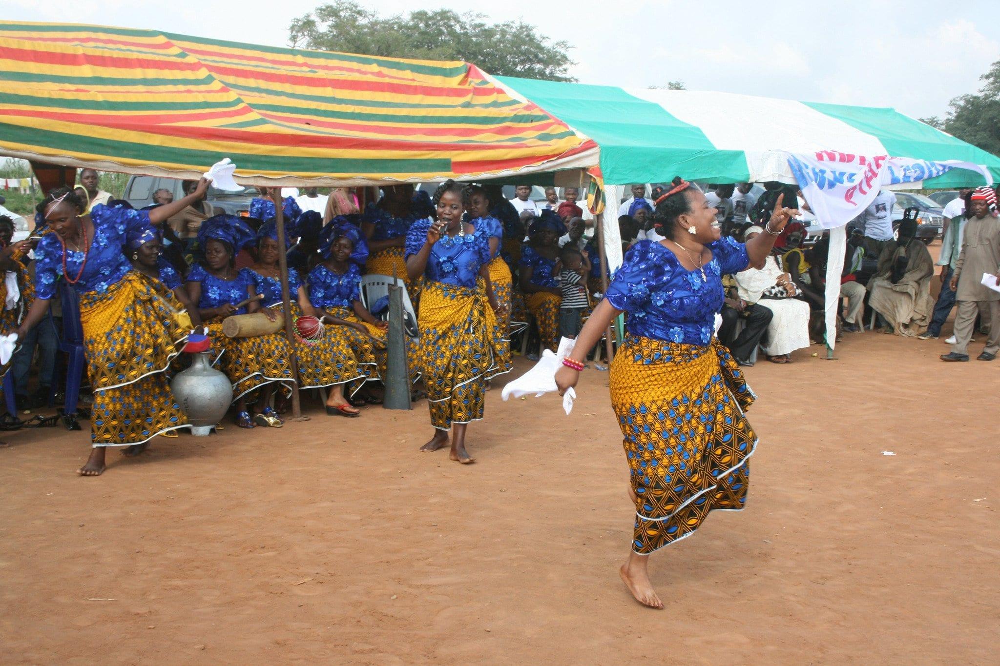 Nigeria new yam festival