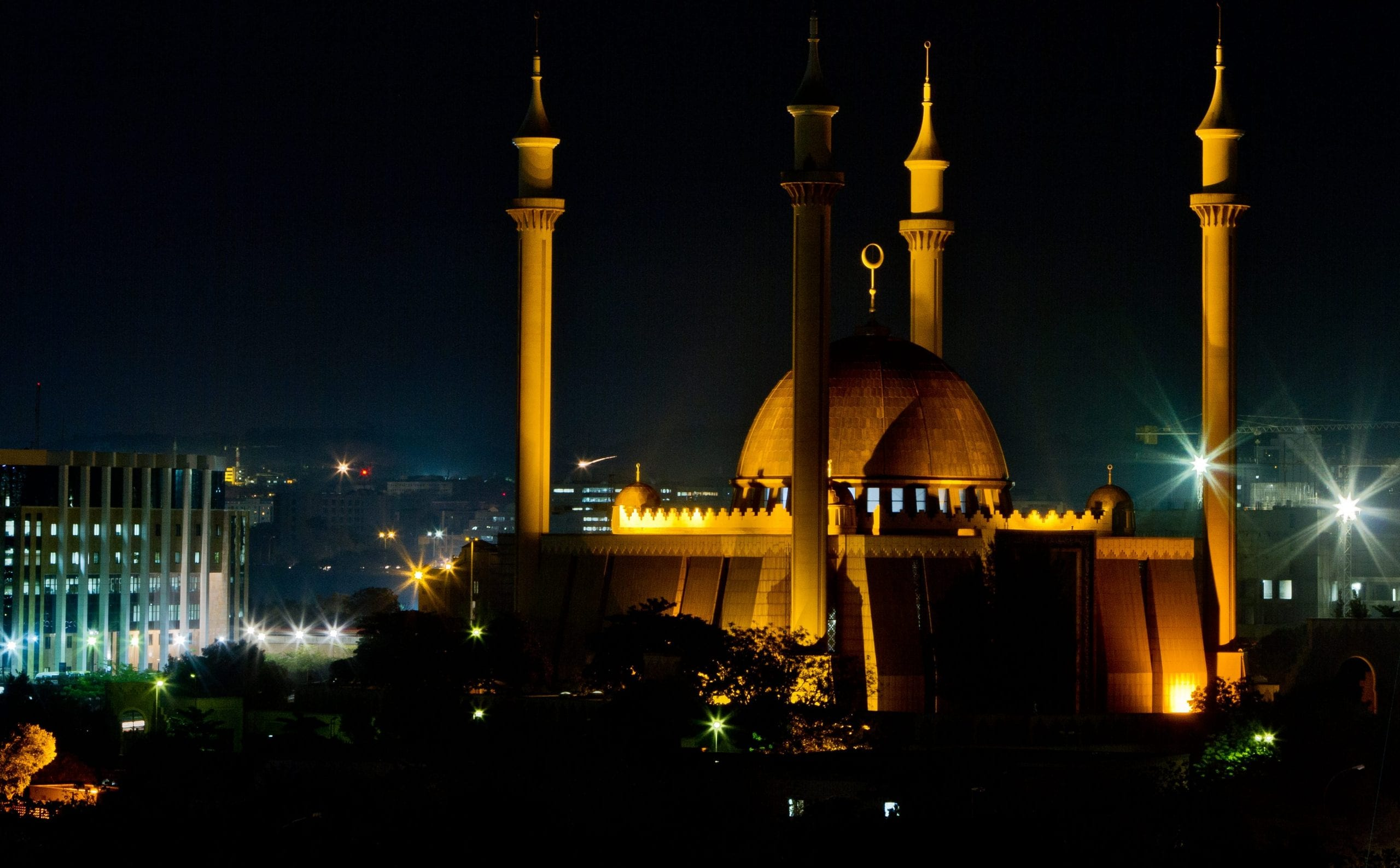 famous Mosques in Africa