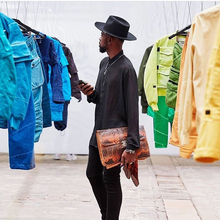 Ugo Mozie: Stylist & Young Leader in Style & Fashion