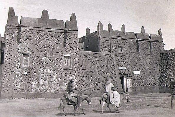 Ancient Kano City Walls