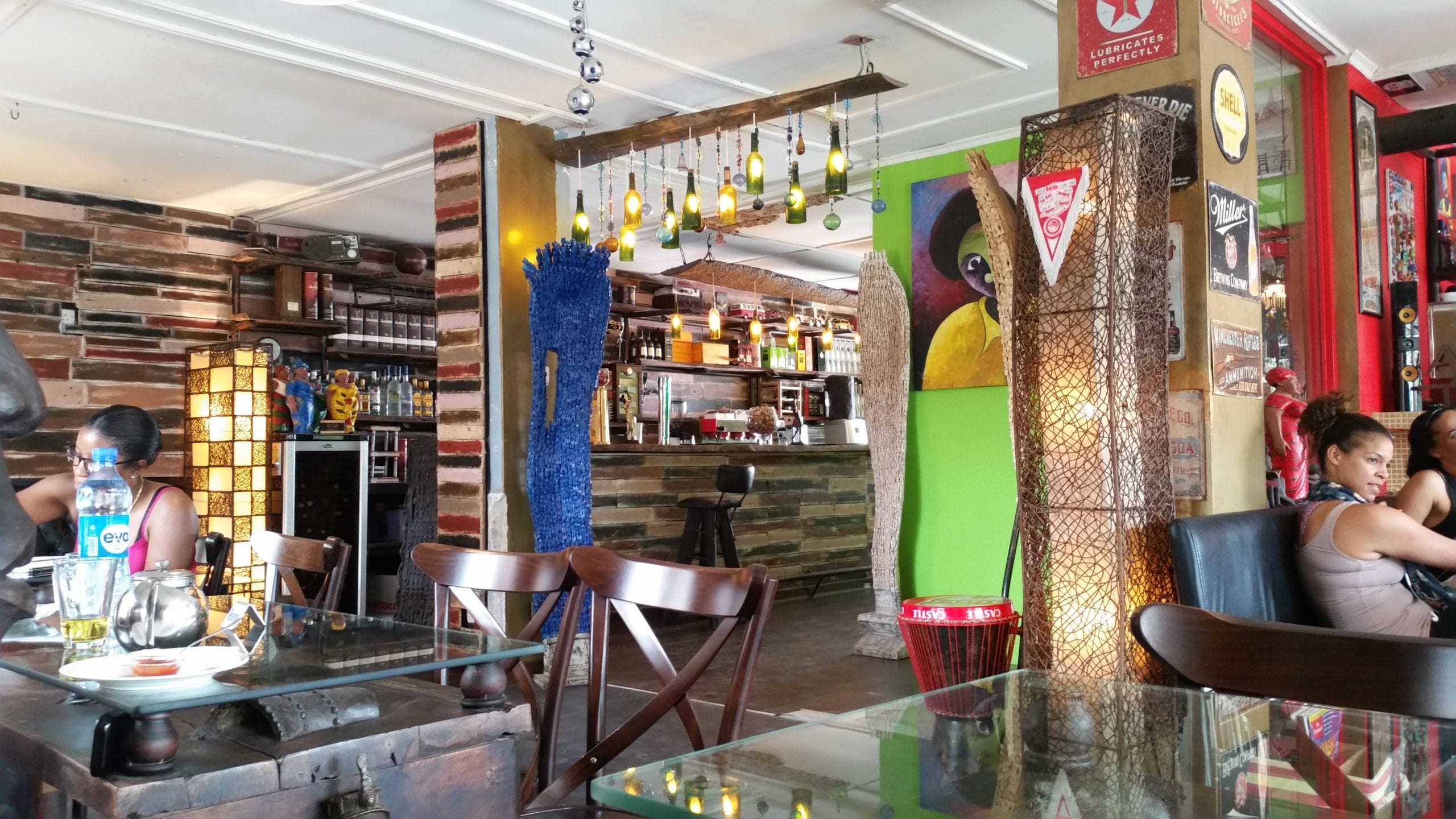 list of cafes to visit in Lagos