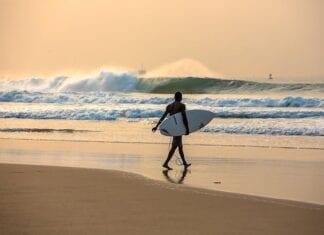 11 Best Surfing Beaches in West Africa