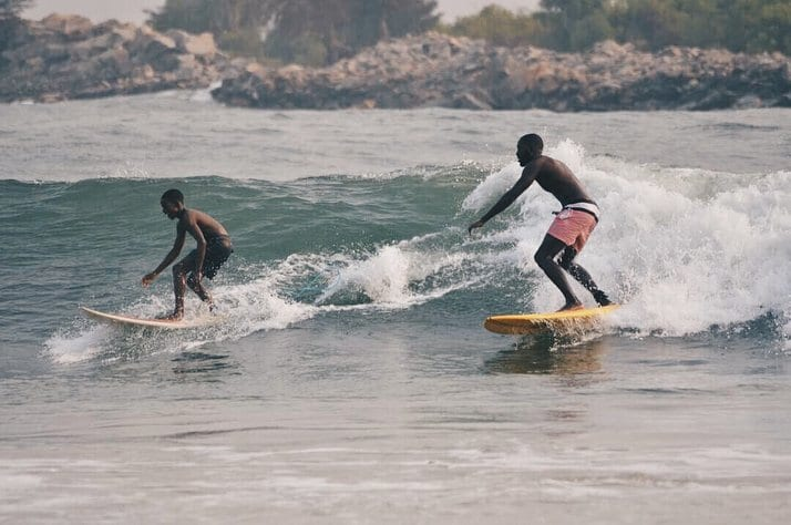 Africa Travel Guide | Best Surfing Beaches: Tarkwa Bay, Lagos